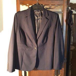 Jones New York navy blue jacket